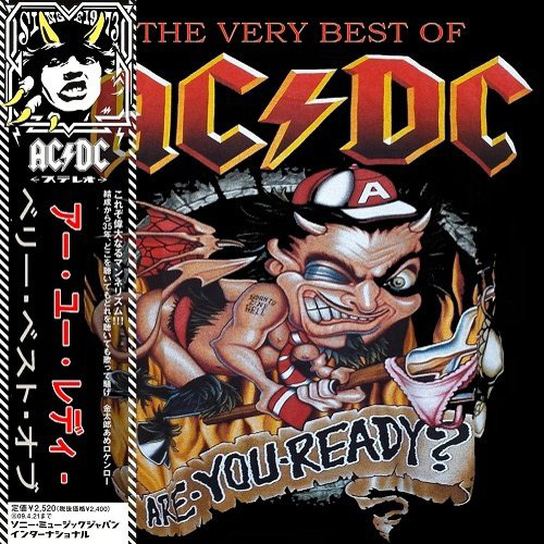 AC/DC - The Very Best Of (2016) 2CD