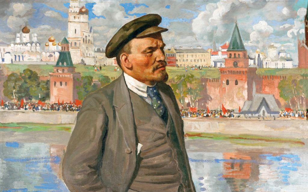 Красный царь. Элитные машины, особняки и тайные богатства Ленина